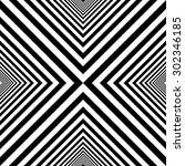 design element.  black and... | Shutterstock .eps vector #302346185
