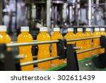 Orange Juice Bottles Transfer...