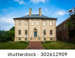 The Historic Carlyle House  In...