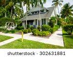 naples  florida usa   july 28 ... | Shutterstock . vector #302631881