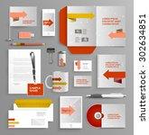 vector graphic professional... | Shutterstock .eps vector #302634851