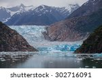 Sawyer Glacier  A Huge...