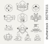 Food  Beverage  Cooking Labels...