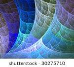 Abstract Fractal Illustration...
