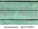 old painted wood wall   texture ... | Shutterstock . vector #302770097
