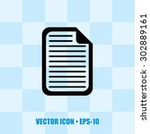 very useful icon of document....