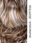 beautiful shiny healthy hair... | Shutterstock . vector #30297316