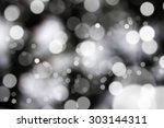 background of defocused... | Shutterstock . vector #303144311