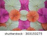 Circle Shape Folding Paper For...