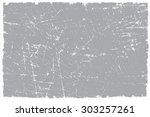 grunge texture.distress texture.... | Shutterstock .eps vector #303257261
