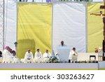 sarajevo  bosnia and...   Shutterstock . vector #303263627