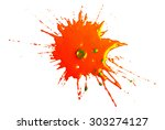 Paintball blob