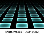 abstract business or technology ... | Shutterstock . vector #30341002