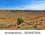 Meteor Crater Is The Crater...