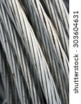 Small photo of Pure aluminium wire used in the power industry