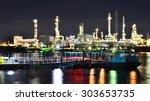 bangkok thailand   august 06...   Shutterstock . vector #303653735