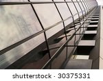 modern architecture abstract... | Shutterstock . vector #30375331