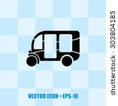 very useful icon of auto. eps... | Shutterstock .eps vector #303804185