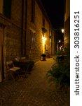 sirolo  ancona  marche  italy | Shutterstock . vector #303816251