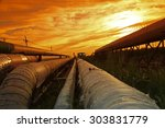 oil pipeline  the oil industry...