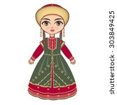 The Doll In The Bashkir Suit. ...