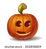 cartoon vector illustration of...   Shutterstock .eps vector #303858809