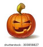 cartoon vector illustration of... | Shutterstock .eps vector #303858827