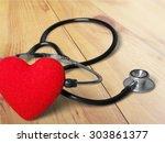doctor. | Shutterstock . vector #303861377