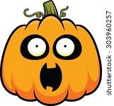 cartoon illustration of a... | Shutterstock .eps vector #303960257