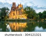 St John's Church At The Evenin...
