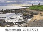 fife coastal landscape | Shutterstock . vector #304137794