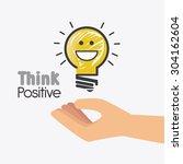 think different design  vector...   Shutterstock .eps vector #304162604
