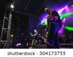 cluj napoca  romania   august 2 ... | Shutterstock . vector #304173755