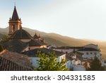 Spain  Andalusia Zahara  View...