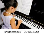 The Girl Who Plays The Piano