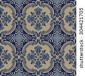 Portuguese Tiles Vector...