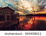 Wahwashkesh Lake