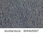 street road asphalt surface... | Shutterstock . vector #304465007