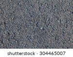 street road asphalt surface... | Shutterstock . vector #304465007
