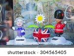 cambridge  england   may 28 ... | Shutterstock . vector #304565405