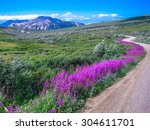 Spectacular Landscape Seen From ...
