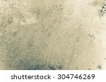 dust on mirror make grunge... | Shutterstock . vector #304746269
