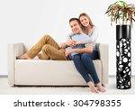 joy. | Shutterstock . vector #304798355