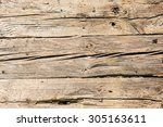 Grunge Old Weathered Wood...