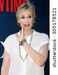 los angeles   aug 10   jane... | Shutterstock . vector #305178521