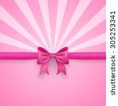 Romantic Vector Pink Backgroun...