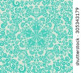 seamless pattern. abstract... | Shutterstock .eps vector #305343179