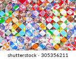 Traditional Russian Patchwork...