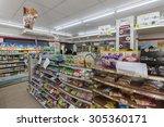 bangkok  thailand   august 9 ...   Shutterstock . vector #305360171