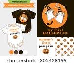 Halloween Fashion Set For...
